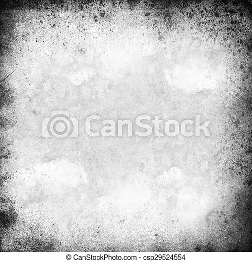 black background - csp29524554