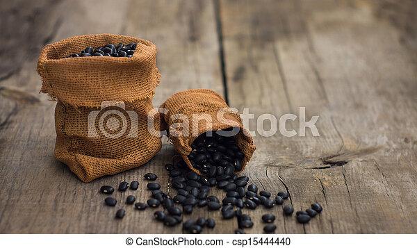Black Beans - csp15444440