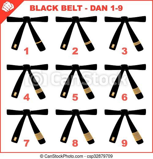 Black Belt Karate Clipart , Png Download - Black Belt Karate Png,  Transparent Png , Transparent Png Image - PNGitem