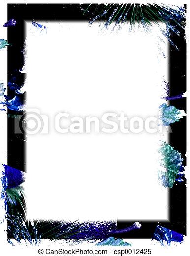 Black & Blue - csp0012425