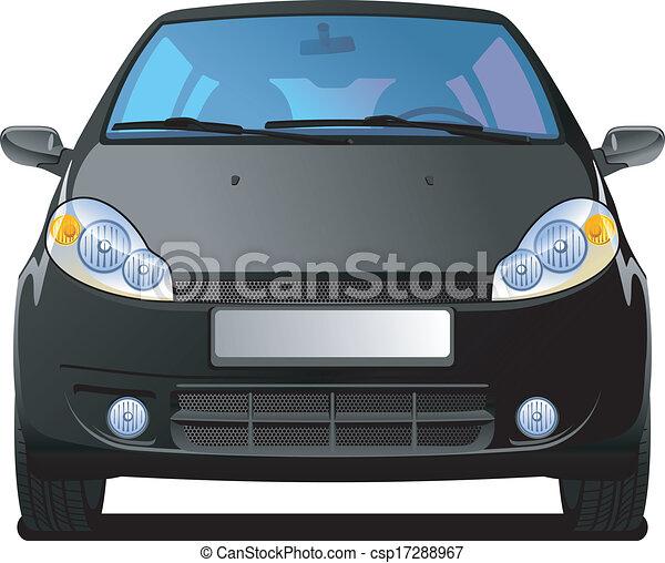 black Car - csp17288967