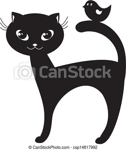 black cat - csp14817992