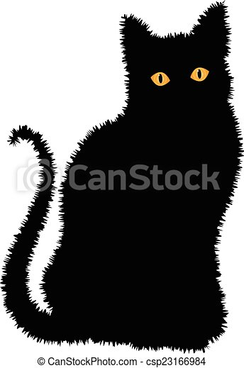 BLACK CAT - csp23166984