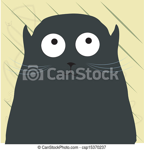 black cat - csp15370237