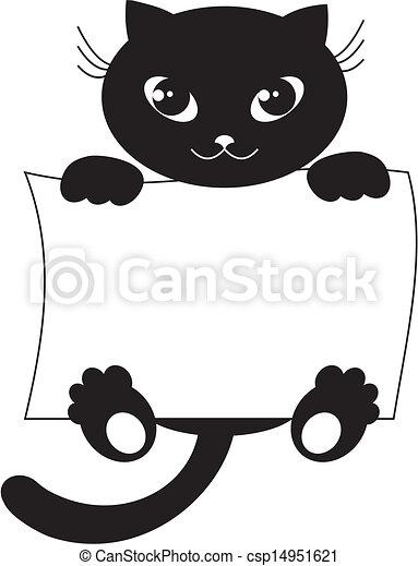 black cat - csp14951621