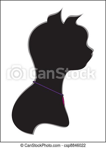 black cat  - csp8846022