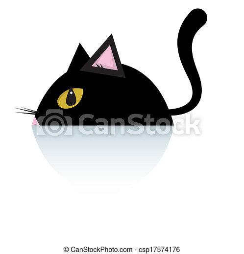 Black cat - csp17574176