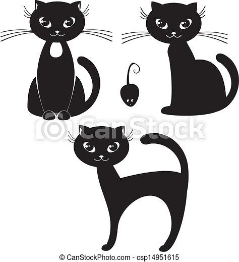 black cat - csp14951615