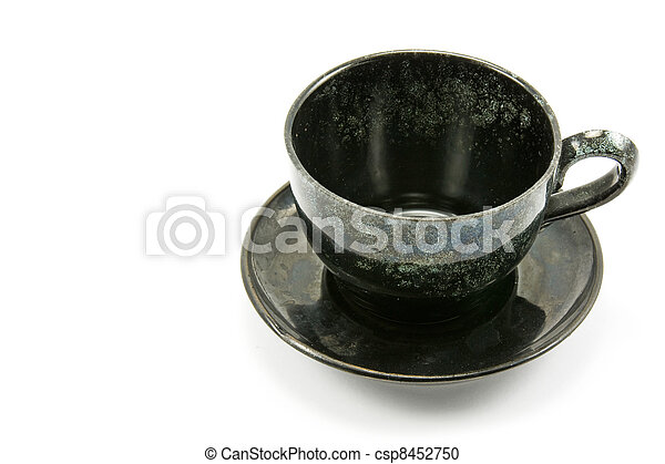 black coffee cup - csp8452750