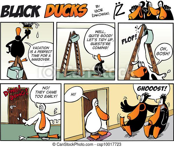 Black Ducks Comics episode 73 - csp10017723