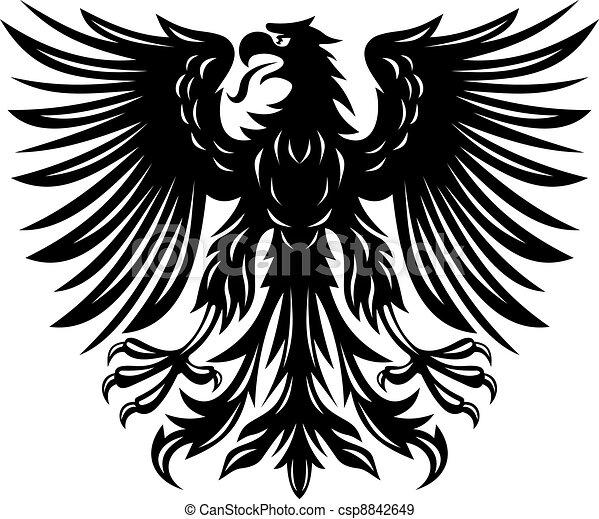 Black eagle - csp8842649