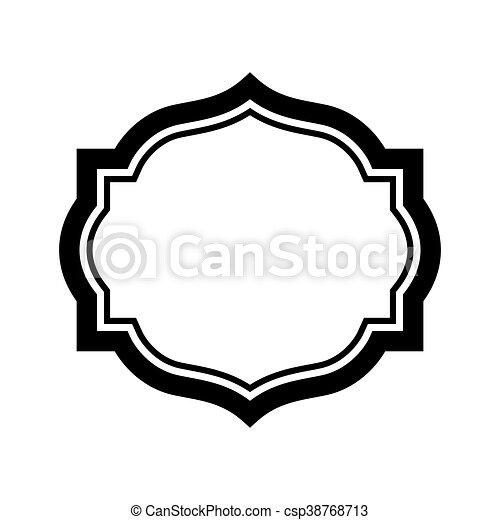 Black Frame Picture Beautiful Simple Design