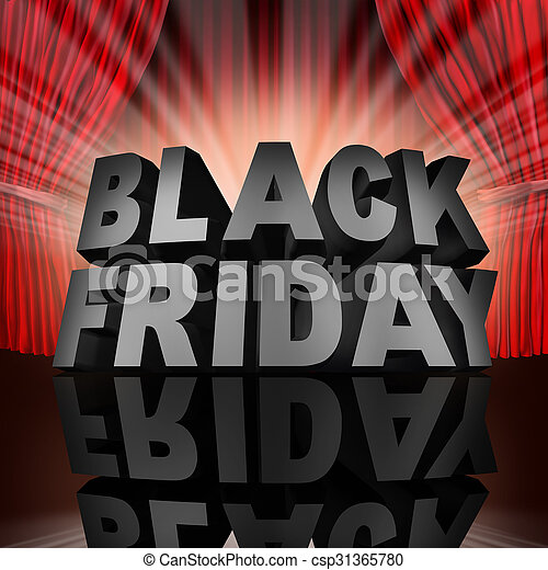 Black Friday Event - csp31365780