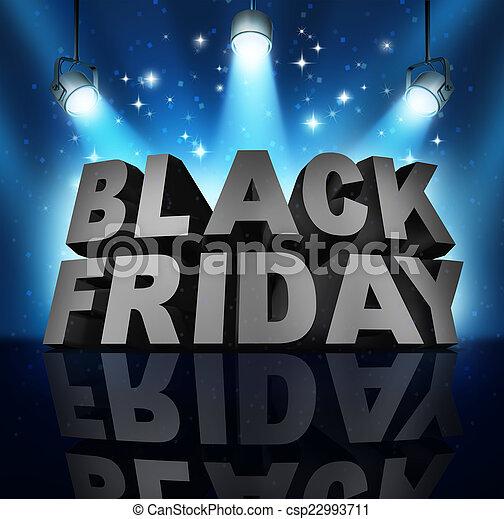 Black Friday - csp22993711