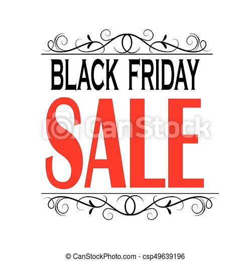 black friday sale banner black friday sale banner with eps rh canstockphoto ca black friday clip art free black friday clipart images