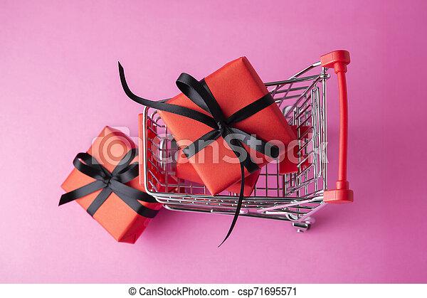 Black friday sale concept - csp71695571