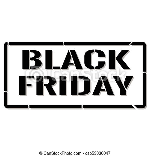 black friday sale abstract black friday label on a white eps rh canstockphoto co uk black friday 2016 clip art black friday sale clip art