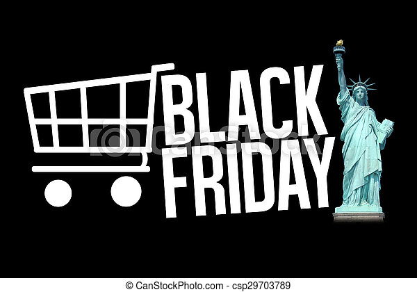 Black Friday Sale - csp29703789