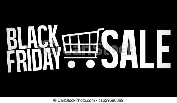 Black Friday Sale - csp29690369