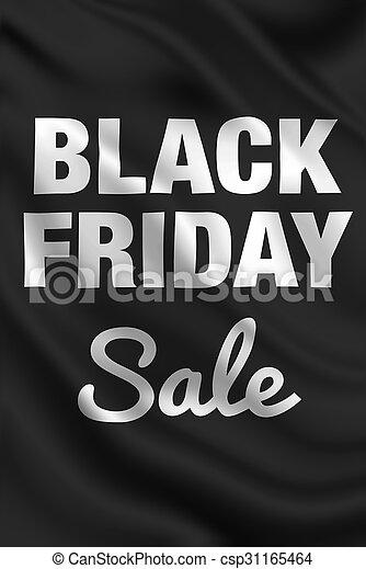 Black Friday Sale - csp31165464