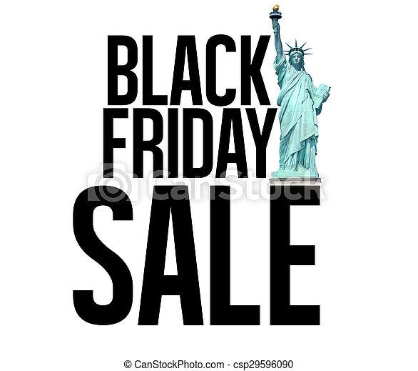 Black Friday Sale - csp29596090
