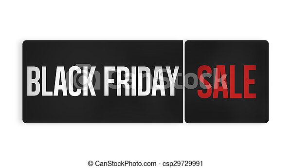 Black Friday Sale - csp29729991