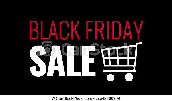 Black Friday Sale - csp42380909