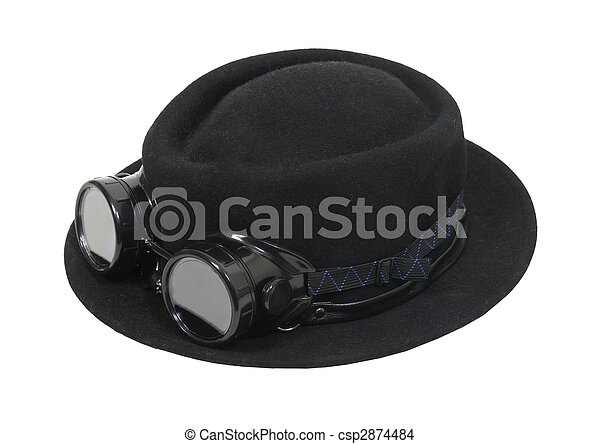 e6995b11b6d89 Black hat and goggles. Black hat and dark goggles to be worn for ...