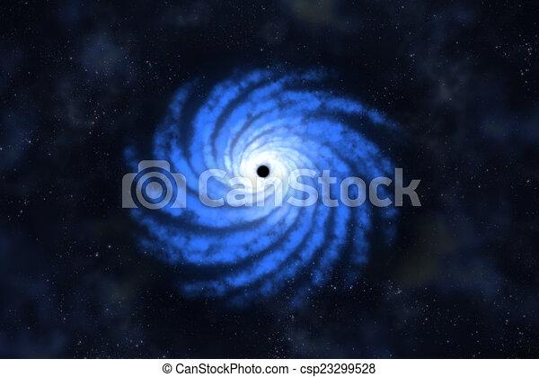 Black hole - csp23299528
