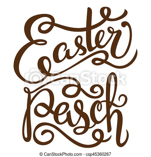 black ink hand drawn easter greeting card on white clip art rh canstockphoto co uk greeting clipart black and white greetings clip art