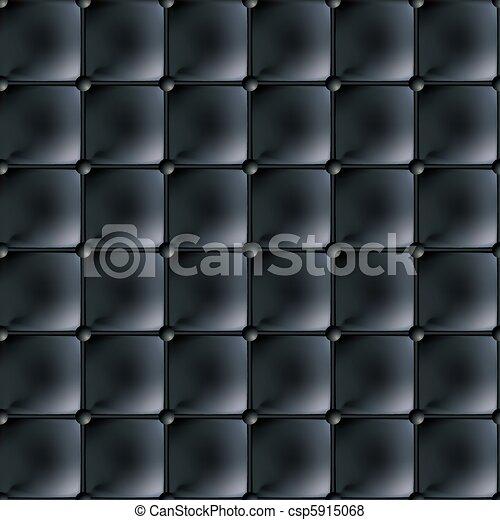 black leather material - csp5915068