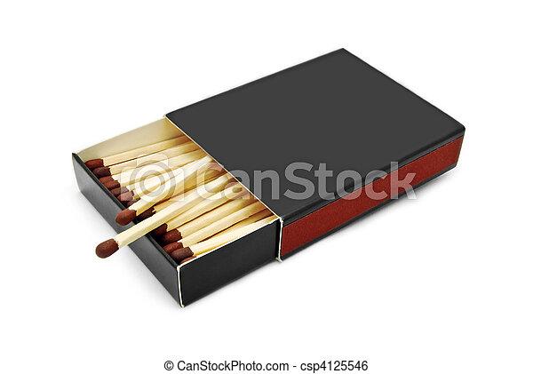 black matchbox - csp4125546