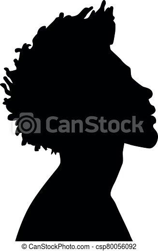 Man black afro hairstyles 68 Afro
