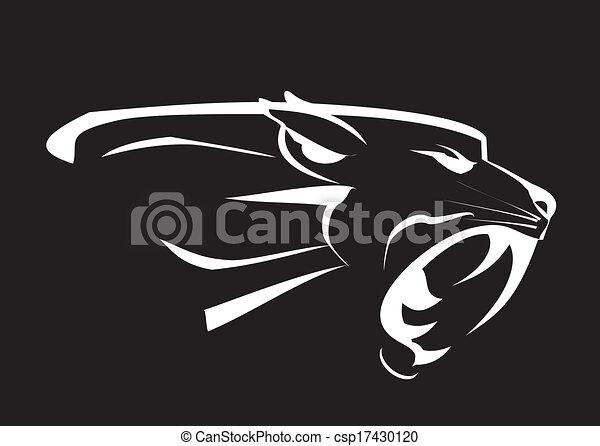 Line Drawing Lion Head : Lion tribal tattoo u stock vector i petrovic