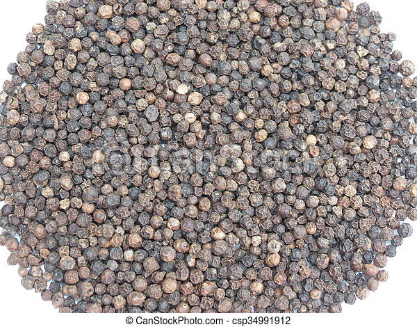 black pepper - csp34991912