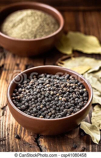 black pepper - csp41080458