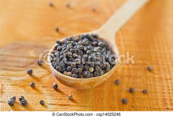 black pepper - csp14025246