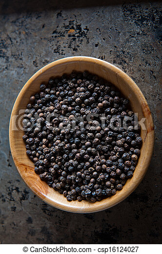 black pepper - csp16124027