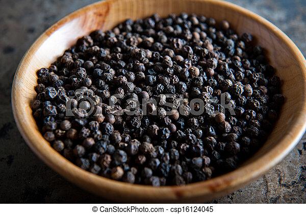 black pepper - csp16124045