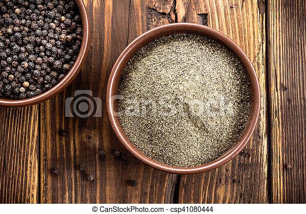 black pepper - csp41080444