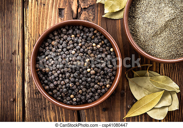 black pepper - csp41080447