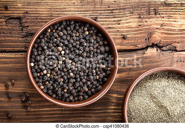 black pepper - csp41080436
