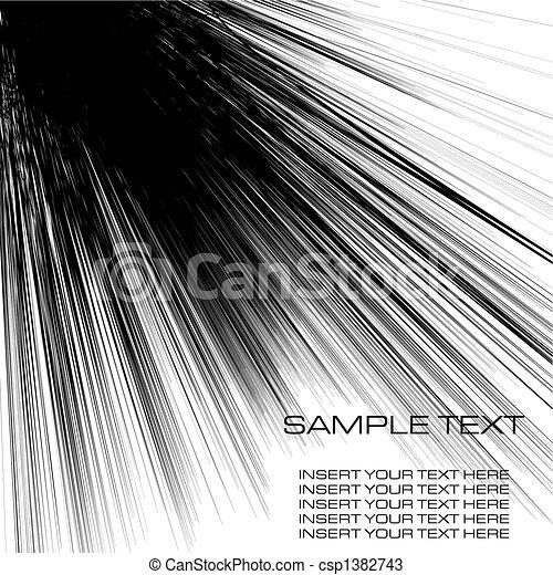 black rays - csp1382743