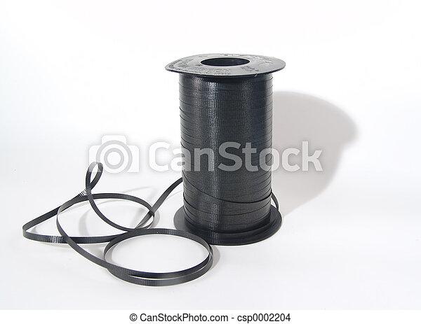 Black Ribbon - csp0002204