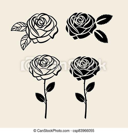 Black free picture single rose Free Black