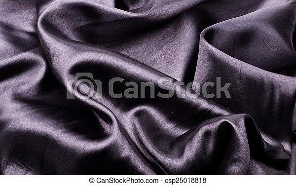 black satin - csp25018818