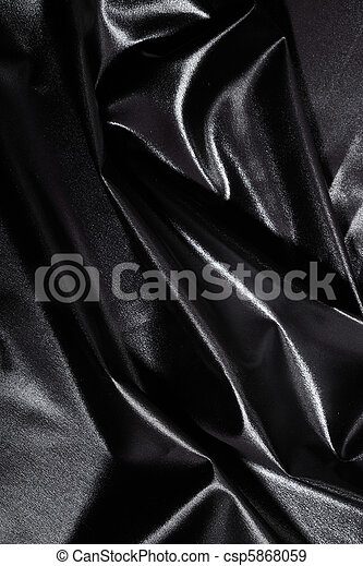 black satin - csp5868059