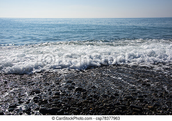 Black sea coast - csp78377963