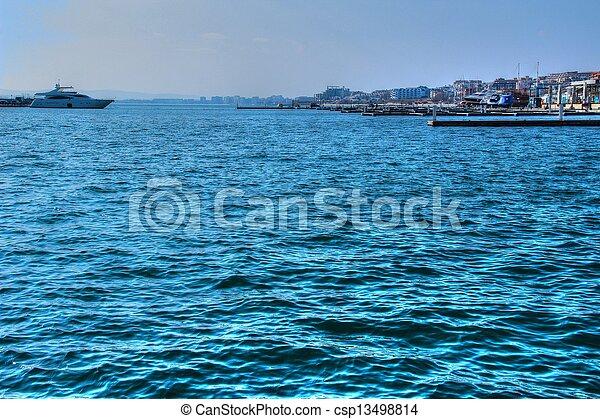 Black sea - csp13498814