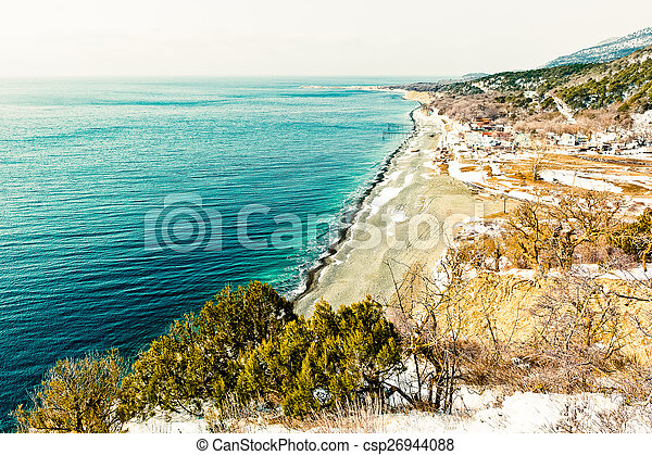 Black Sea - csp26944088